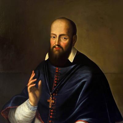 St. François de Sales, St. Patron des salésiens