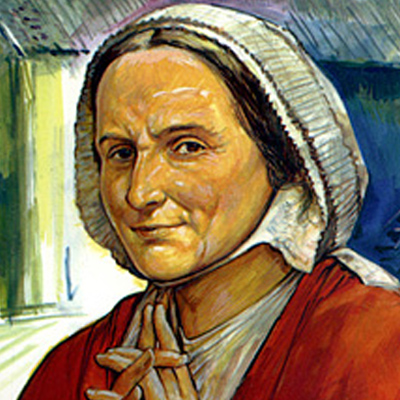 Maman Marguerite, mère de Don Bosco