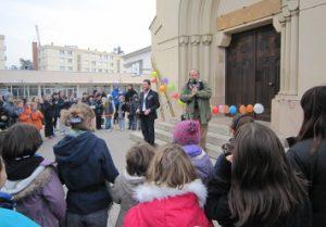 Fêter Don Bosco sur le thème du cirque