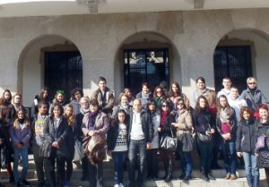 Lycée Don Bosco de Wittenheim : Rencontre Comenius au Portugal