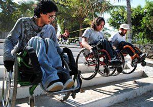 Mexique. Des fauteuils pour handicapés à bas prix