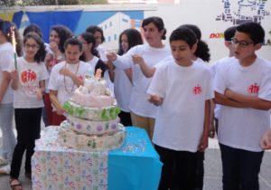 Maroc – Célébration du 75ème anniversaire de l'œuvre de Kénitra