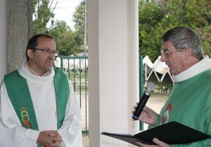 La paroissse salésienne d'Argenteuil accueille son nouveau curé