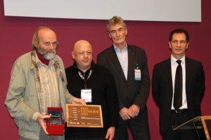 Jean-Marie Peticlerc a reçu le prix de l'éthique 2013