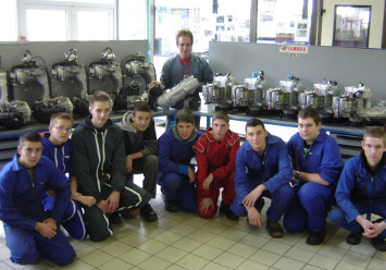 Lycée de Giel : «Les producteurs industriels sont des partenaires de la formation»