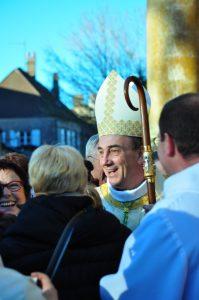 Mgr Joseph de Metz-Noblat, ancien élève de l'ESTIC, nouvel évêque à Langres