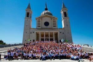 500 jeunes enthousiastes  à Turin  :         « Sans toi je ne peux rien faire »
