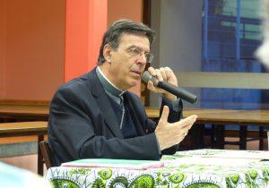Conférence de Mgr Aupetit sur la bioéthique à la paroisse Saint Jean Bosco