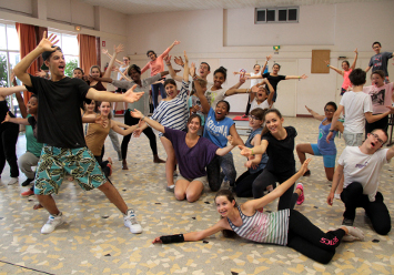 «Don Bosco Academy»: dans les coulisses des répétitions!