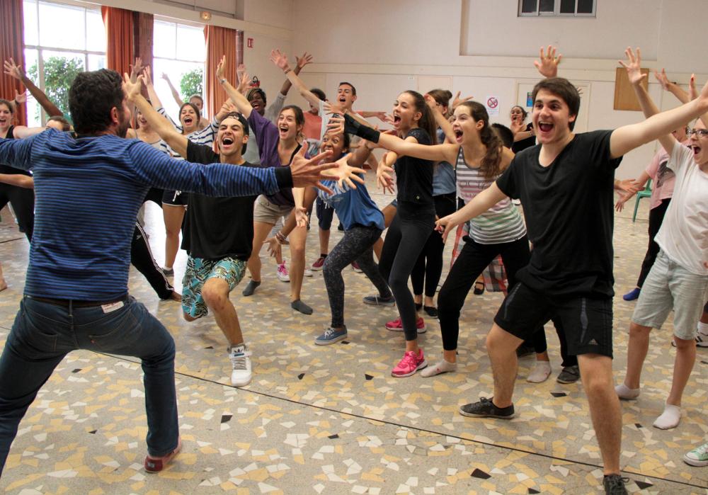 Don Bosco Academy, une troupe est née