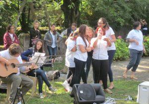 « Etre ensemble  », au lycée Don Bosco de Lyon