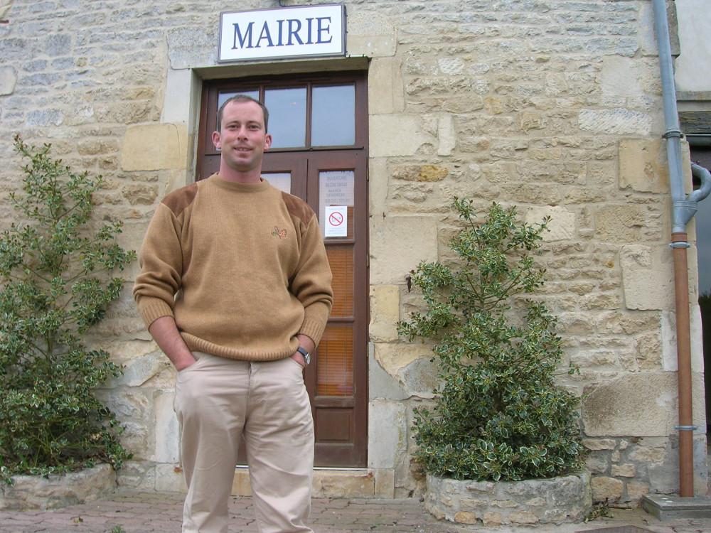 François, ancien élève de Giel, cultive le patrimoine