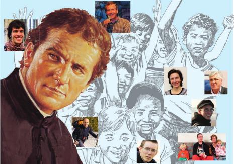 La famille salésienne de Don Bosco, c'est nous !