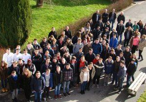 Journée découverte au Lycée Sainte Marie de Bailleul