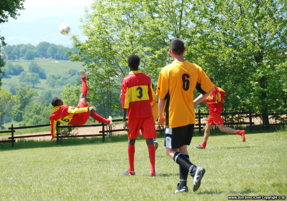 Festifoot : Avec Don Bosco, le foot… c'est de la balle !