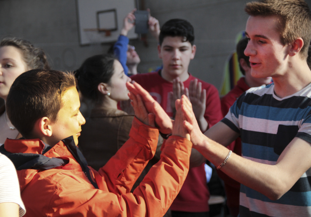 10 bonnes raisons de venir au Campo, paroles de jeunes !