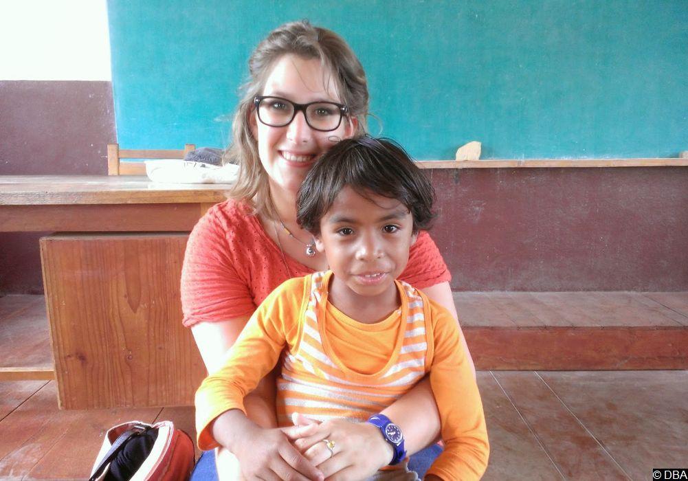 Eléonore, Volontaire VIDÈS chez les Malgaches