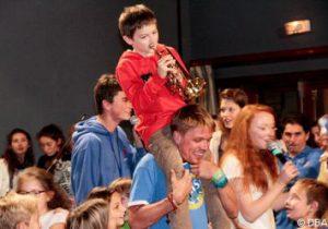 Benjamin : « s'offrir au Christ en donnant sa vie pour les jeunes»