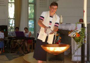 L'union des deux Provinces des sœurs salésiennes:  « Une vie qui circule »
