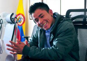 Le Maire des enfants de la rue de Bogota lance le «Défi citoyenneté»