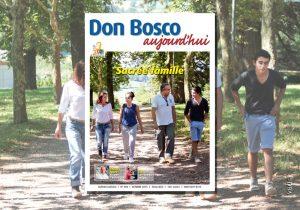 Le nouveau numéro de DBAest sorti : Sacrée famille