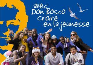 Avec Don Bosco, Croire en la jeunesse : le livre – DVD