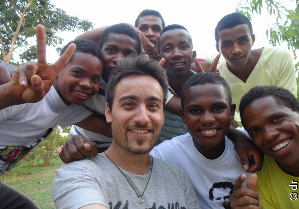 Florian, volontaire à Madagascar
