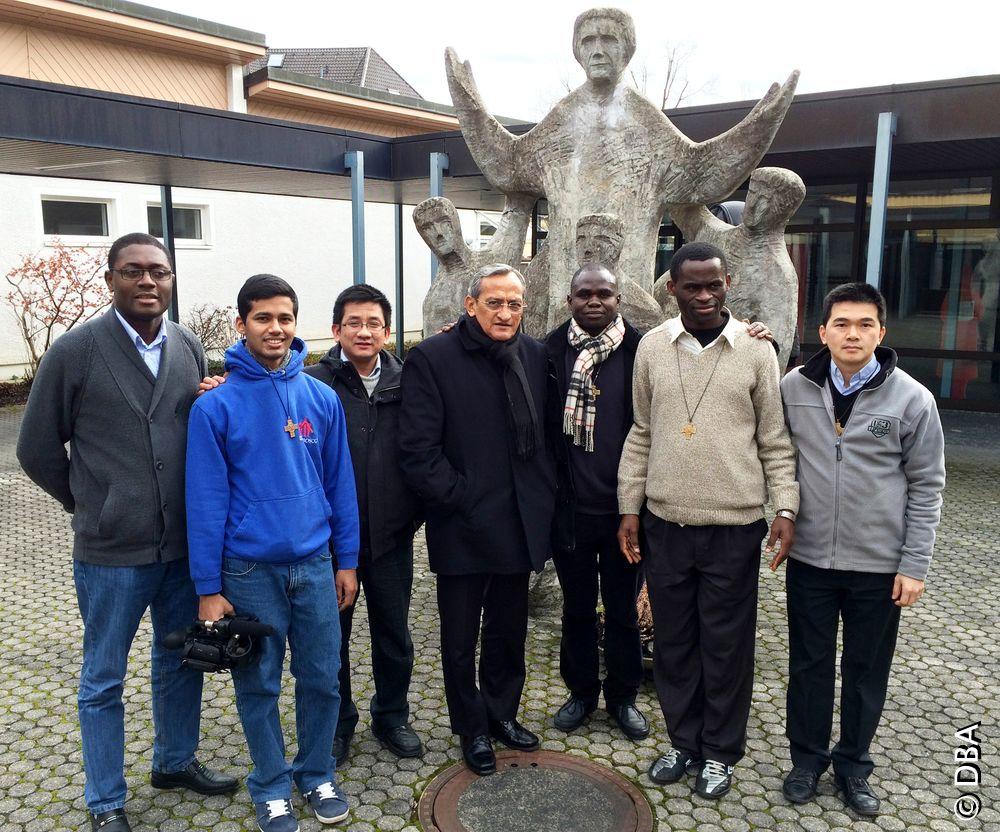 Projet Europe: 3e Rencontre des missionnaires