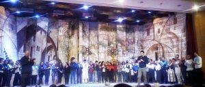 Syrie: un spectacle musical pour espérer