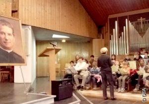 Fête de Don Bosco à Thonon: un moment d'échanges privilégié