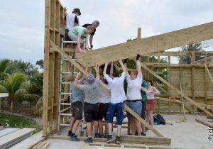 Verviers en chantier solidaire à Haiti