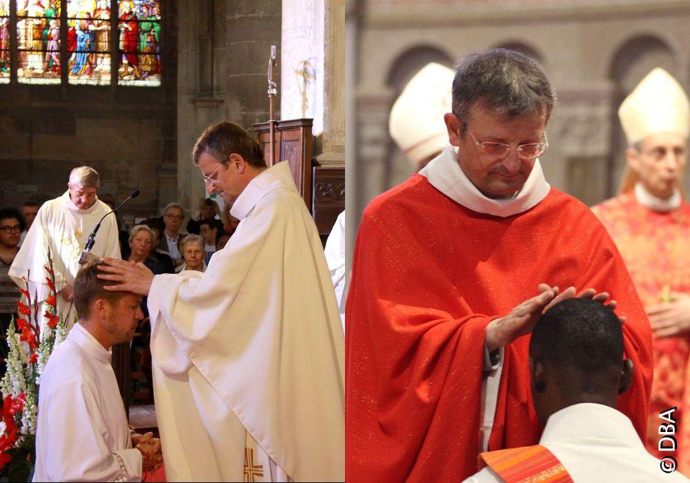 Charles et Benjamin: 2 nouveaux salésiens prêtres!