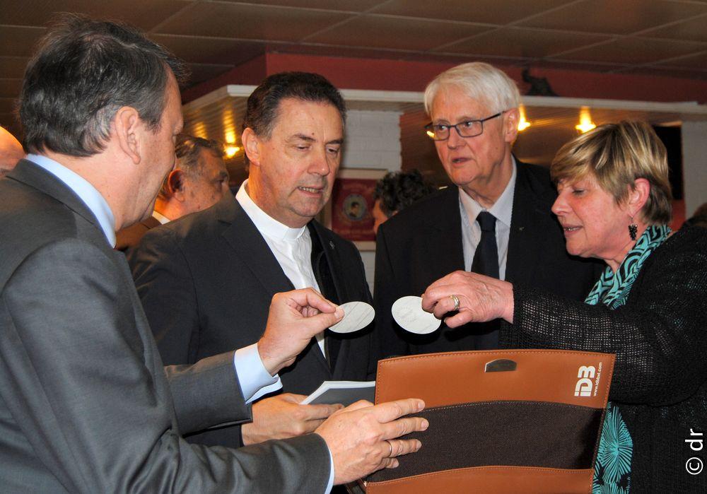 Visite du Recteur Majeur en Belgique