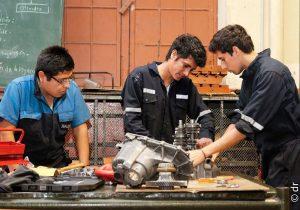 Le Pérou, au-delà des clichés : La formation des jeunes
