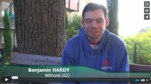Mot du jour de Benjamin