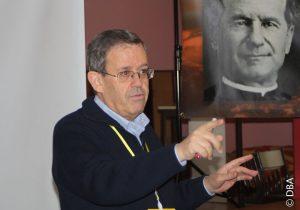 Rencontre avec le Père Fabio Attard, en visite en France et en Belgique