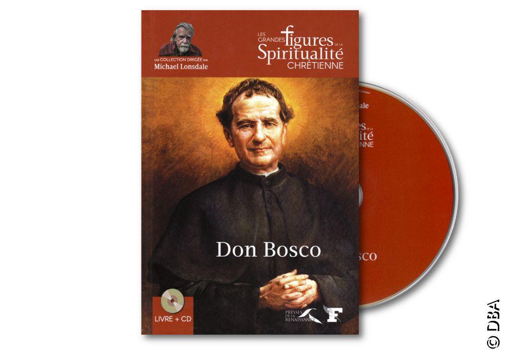 Don Bosco dans la collection «Grande Figure de la Spiritualité Chrétienne»
