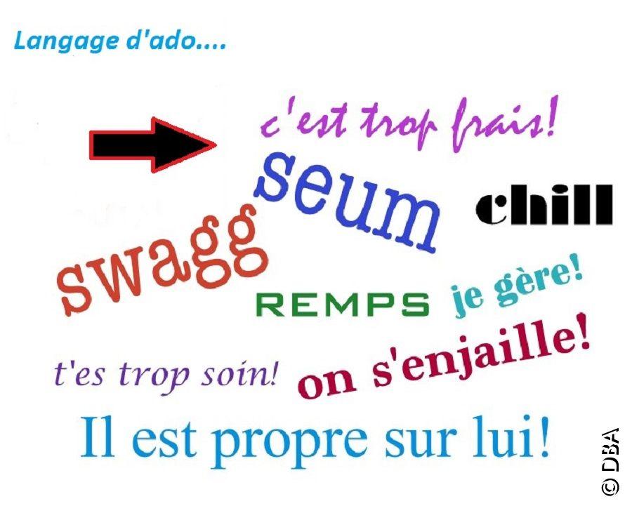 Le langage des jeunes change… vous comprenez quelque-chose?