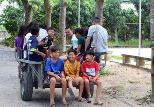 Les Salésiens de Don Bosco dans un pays en mutation: le Vietnam
