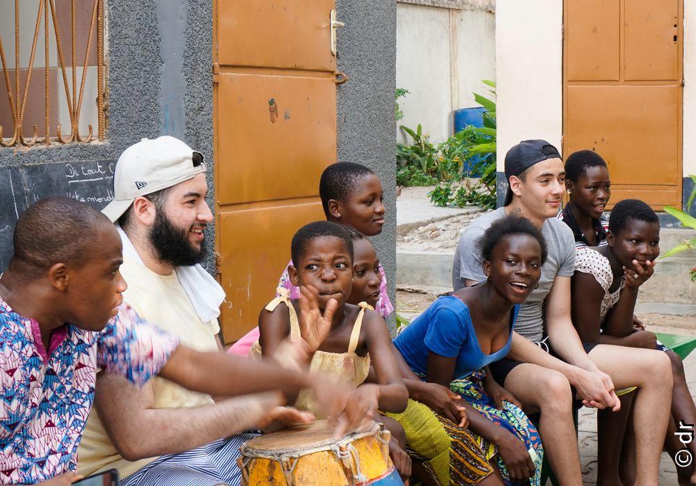 Move with Africa: une école de Bruxelles en immersion au Bénin