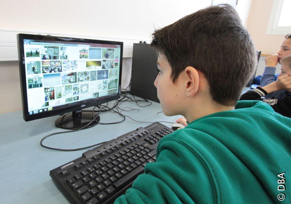 «Mon enfant croit tout ce qu'il lit sur internet»