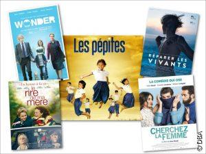 Une sélection de films pour l'été