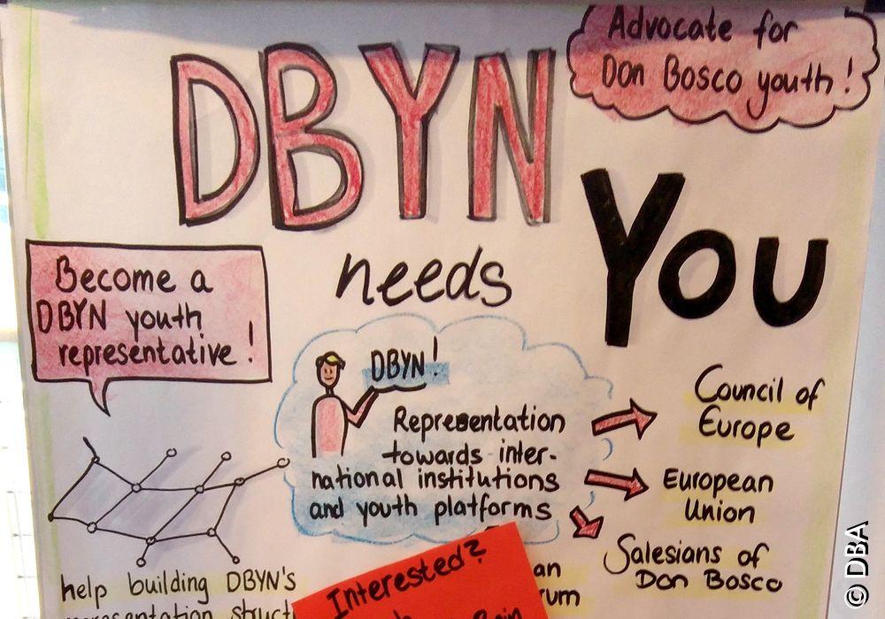 Le MSJ, membre de Don Bosco Youth-Net: une ouverture sur le monde