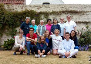 Formation des volontaires VIDÈS – «Notre mission: l'amour au-delà des frontières»