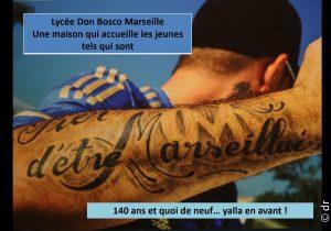 Livre d'or de l'année scolaire au lycée Don Bosco à Marseille: «Don Bosco m'a redonné foi en mon avenir»