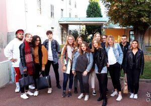 Les lycéens de Chambery travaillent sur la dépendance et l'image de soi