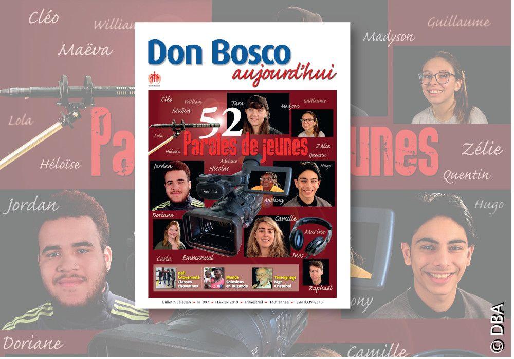 Le nouveau Don Bosco Aujourd'hui : les nouveaux visages à la suite de Don Bosco