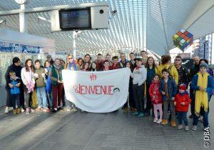 4è journée du Recteur Majeur en Belgique Sud: «regarder le monde des jeunes avec le regard de Dieu»