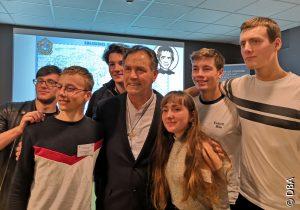 1ère journée de la visite du Recteur Majeur en France: La collaboration laïcs – religieux au coeur du réseau scolaire