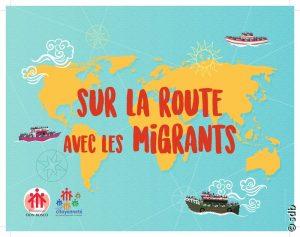 Un outil indispensable pour la sensibilisation sur la migration: Sur la route avec les migrants